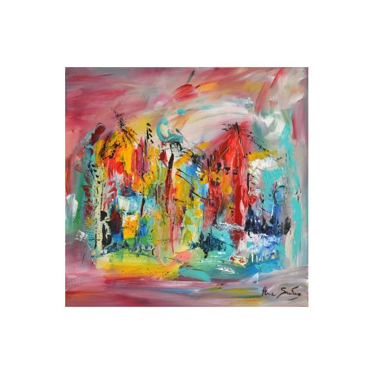 Le chateau aux mille couleurs