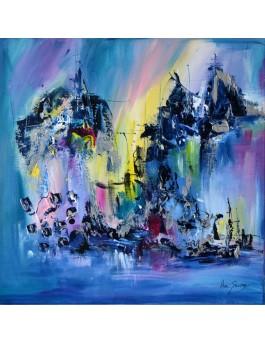 tableau artiste peintre