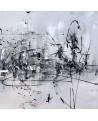 tableau noir et blanc