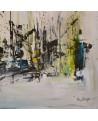 tableau contemporain abstrait pas cher