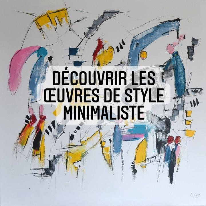 art minimaliste